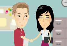 The Love Story of Andy & Sinem by Frigg Animation