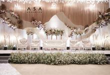 THAMRIN NINE Ballroom, Jakarta A&T by ASA organizer