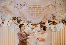 Ting Hung - Daisy & Haryo @JW Mariott by ASA organizer