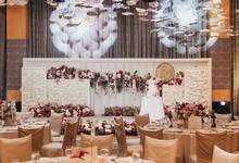 Romantic Garden @Hotel Mulia Jakarta by ASA organizer
