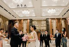 Intimate Wedding - Shirley & Stanley by ASA organizer