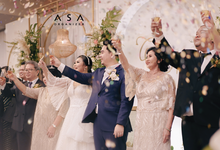 Wedding Reception - Calvin & Herna by ASA organizer