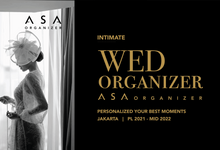 The Weding of Jeffery & Lisa @Thamrin Nine by ASA organizer
