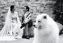TOMMY & JESSICA - Wedding Ceremony by ASA organizer