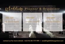 The Wedding of David & Levana by ASA organizer