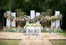 Rumah Segi - Intimate Wedding by ASA organizer