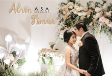 Alvin Sebastian & Fionna Sabrina by ASA organizer