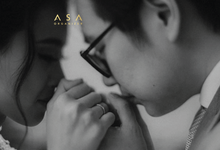Blessing Ceremony Tommy & Jessica 21 June 2020 by ASA organizer