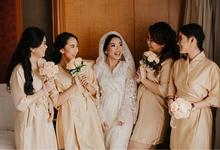 Bride & Bridesmaid - Willi ❤️ Meri by ASA organizer