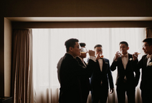 Groom & Groomsman - Willi ❤️ Meri Wedding by ASA organizer