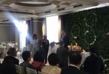 Batak Traditional Wedding -  Yosua ❤️ Elkana by ASA organizer