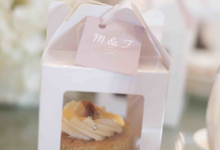 Wedding Cake by Ame Cakery - MELISA❤️TOMMY by ASA organizer