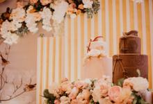 Cake by Gordon Blue - HARYO ❤️ DAISY by ASA organizer