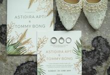 Inviation by Foyya - ASTIDIRA ❤️ TOMMY by ASA organizer