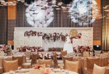 Hotel Mulia, Vanda Ballroom - Bobby ❤️ Chelsea by ASA organizer