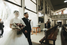 FUAD & ANGELIA 's Wedding Ceremony 17 Nov 2019 by ASA organizer