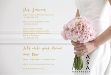 ASA - Wedding Engagement Organizer by ASA organizer