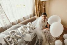 Bobby ❤️ Chelsea, Hotel Mulia Jkt by ASA organizer