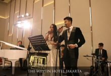 The Westin Jakarta by BERN MUSIC SIGNATURE