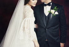 robby & cindy tie the knot by Asean Photography