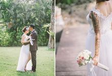 Demi & Jericho Wedding by Delapan Bali Event & Wedding