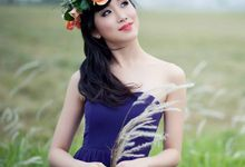 Bride Beauty Shoot for Prewedding by Lili Makeup Specialist
