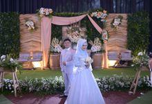 The Wedding of Stevani & Bobi by Decor Everywhere
