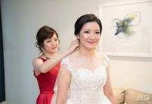 Wedding of Christine & Reza by WG Photography
