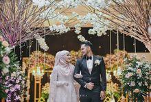 Reista & Bram Wedding by Aspherica Photography