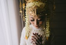 Betawinese Wedding of Sabil & Farach by Khayim Beshafa One Stop Wedding