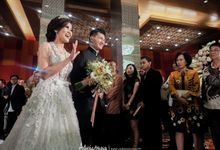 Melie & Paul Wedding by FERRY SUNARTO