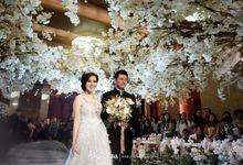 Melie & Paul Wedding by FERRY SUNARTO