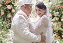 Akad Nikah Gisca & Seno by Azila Villa