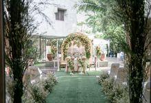Wedding Alfiyah & Radhitia by Azila Villa