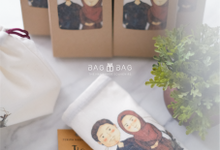 Tio & Ajeng - 23 April 2020 by Bag To Bag