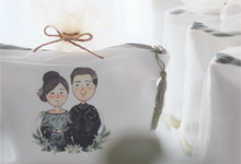 Marsha & Harsya by Bag To Bag
