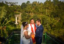 Alicia & Shannon Wedding by Bali Brides Wedding Planner