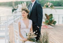 Wedding On A Cruise by Yuka Makeup Artist