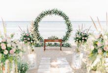 Wedding of Budi & Jacqueline by Dona Wedding Decoration & Planner