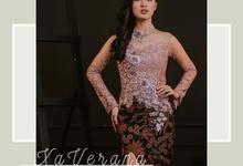 Kebaya dress by asti atmodjo