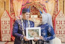The Wedding of Astri & Imam by Siap Manten