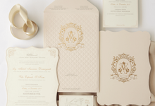Astrid & Vito by Meltiq Invitation