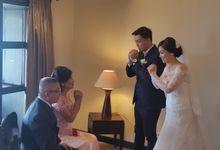 The Wedding Denny Oswaldo & Lusiana Tanudjaja by Star Management