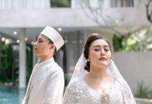 Akad Nikah Astari & Satrio by Sirih Gading Catering