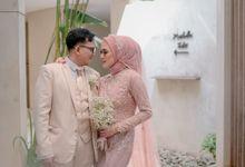 Akad Nikah Syifa & Agung by Sirih Gading Catering