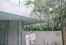 Akad Nikah Mayang & Iqram by Azila Villa