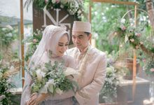Wedding Nafisya & Fauzan by Azila Villa