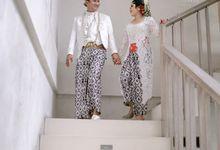 Akad Nikah Wulan & Dhika by Sirih Gading Catering