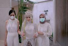Akad Nikah Putri & Nugie by Sirih Gading Catering