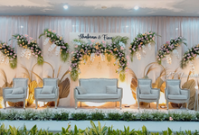 From The Wedding of Shabran & Fina by AT Decoration